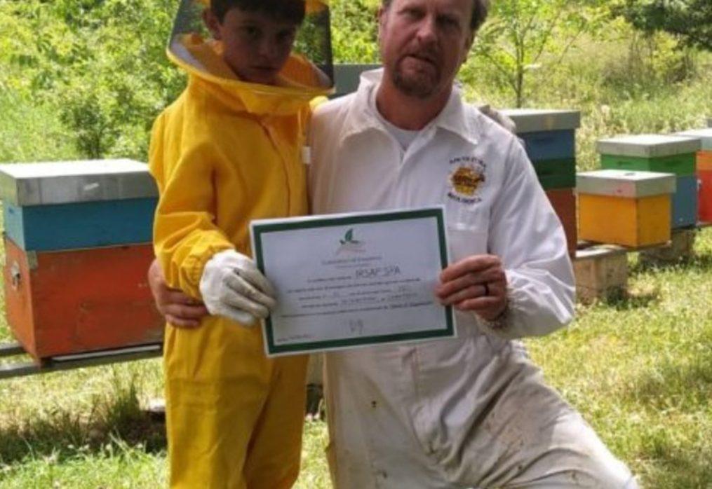 Coltivatori di Emozioni e IRSAP: unire le forze per dalle api