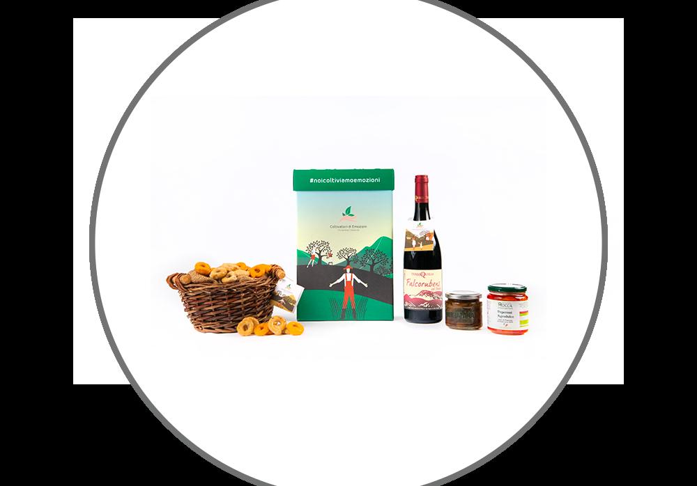 Box tarallucci e vino